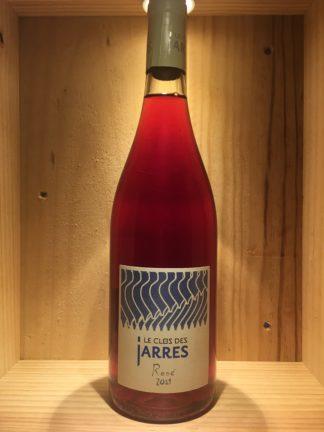 vin rosé clos des jarres 2019