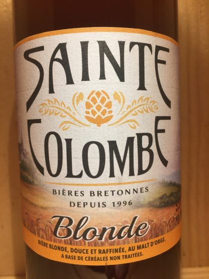 Sainte Colombe Blonde